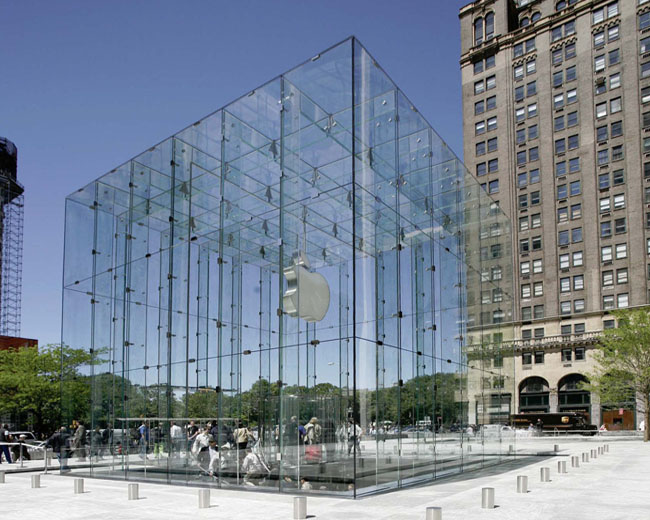 The Apple Store