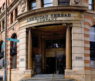 American Thread Building